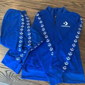 Converse Youth Sports Tracksuit SET - Sz L (12-13)